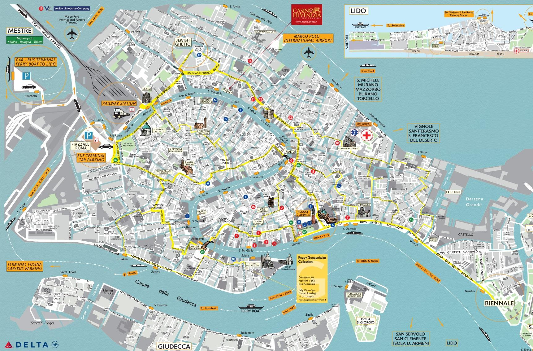 Quick Tips on Visiting Venice and the Surrounding Islands ...