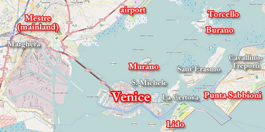 Quick Tips on Visiting Venice and the Surrounding Islands Blog