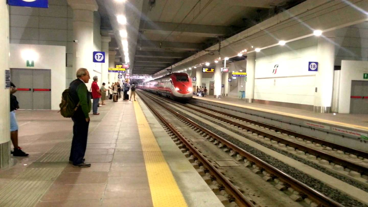 The Bologna Centrale Train Station has New HighSpeed Platforms 4