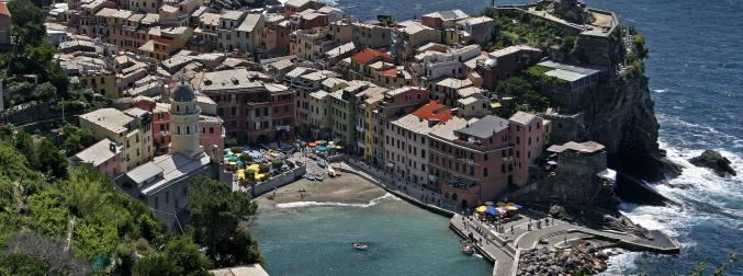The Italian Government Proposes Limits on Tourism in the Cinque Terre