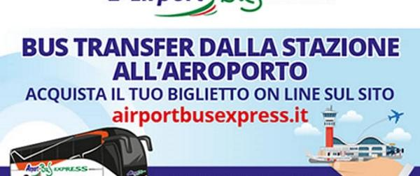 NEW bus stop for the Pisa Airport to Florence train station shuttle bus!