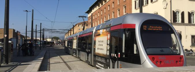 Florence's New Tram Service to the Airport