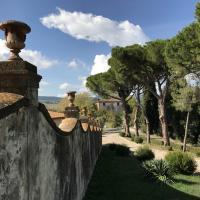 Tuscany walk villa