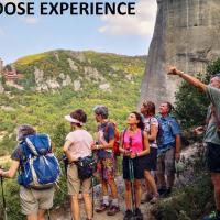 Meteora hike experience
