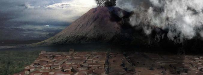 Vesuvius and the buried treasures of Herculaneum