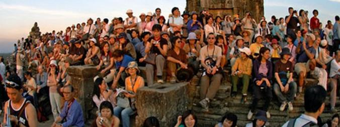 "The Changing Face of Global Tourism, pt. 1: ""Boy is it Crowded in Here"""