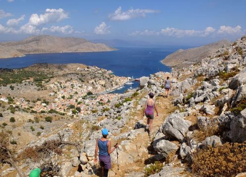 Greek Dodecanese Island Cruise & Walk