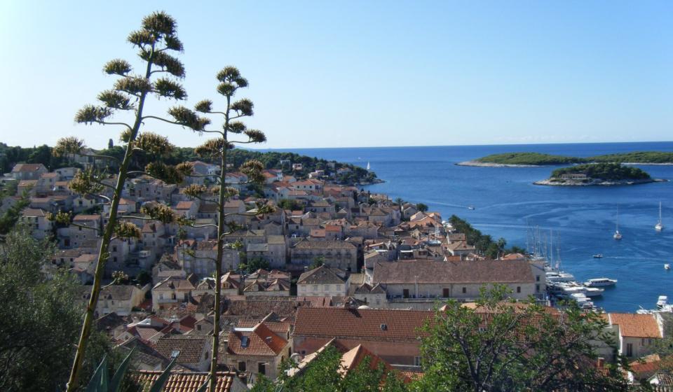 Hvar town for webpage