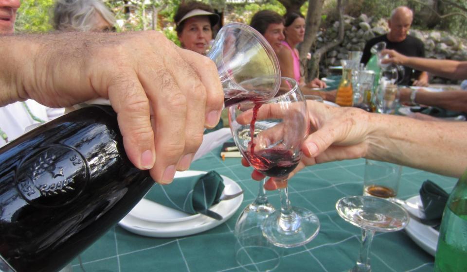 Wine x webpage