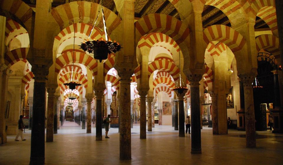 28 moorish mosque