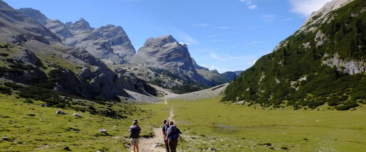 "Dolomites ""Alta Via"" Hike"