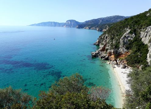 "Sardinia ""Coast to Coast"" Hiking tour"