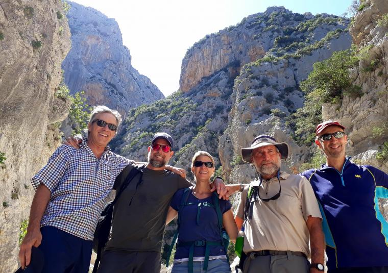 Sardinia walking tour customwalks