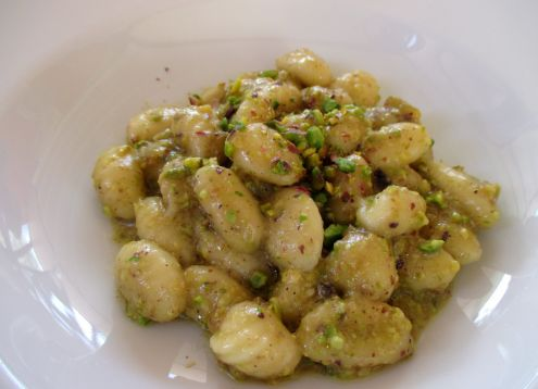 26 gnocchi with pistaccio customwalks tours
