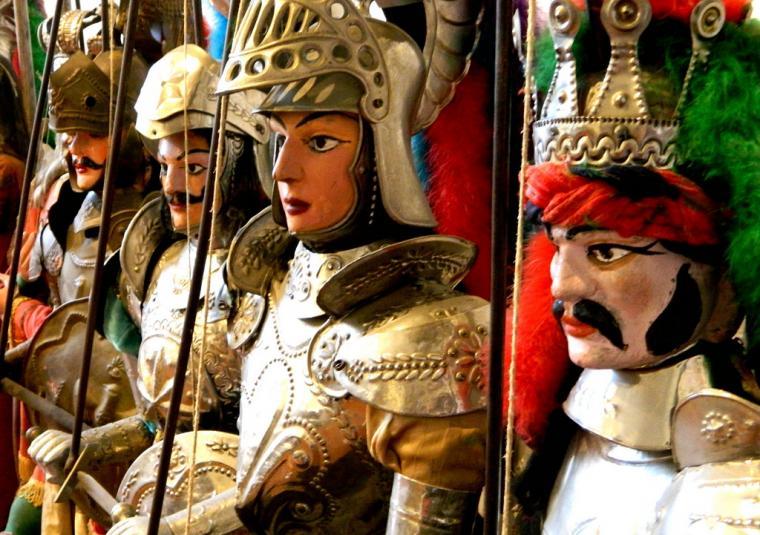 Sicily marionnettes