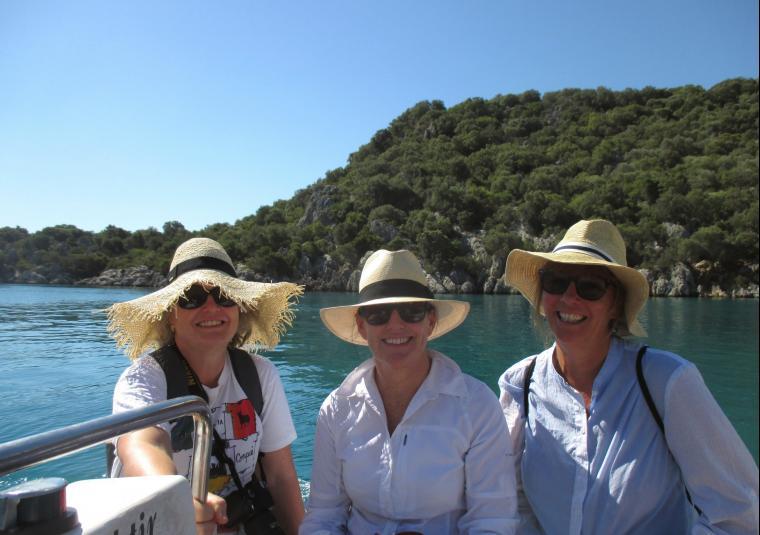 11 turkey boat trip
