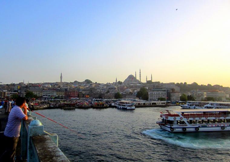Istanbul twilight (2)