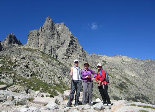 Sardinia and Corsica Walk