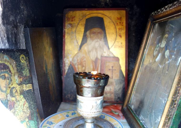 Greek chapel x zagori site