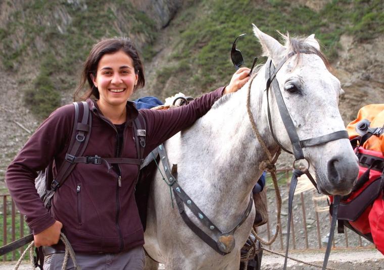 Eka horse