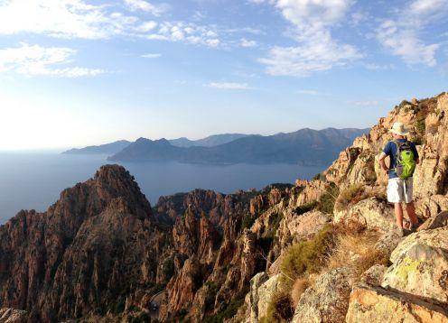 Corsica Walking Tour