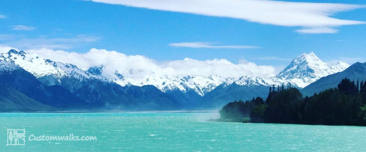 New Zealand Southern Lakes and Mountains