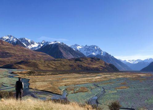 New Zealand High Country Getaway