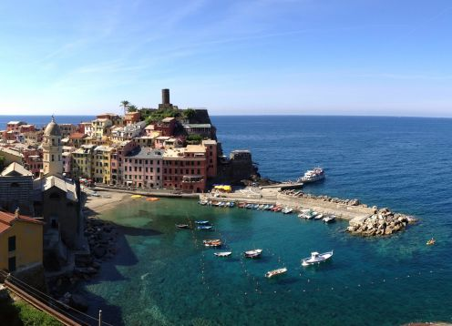 42 vernazza in the sunshine (from another tour...)