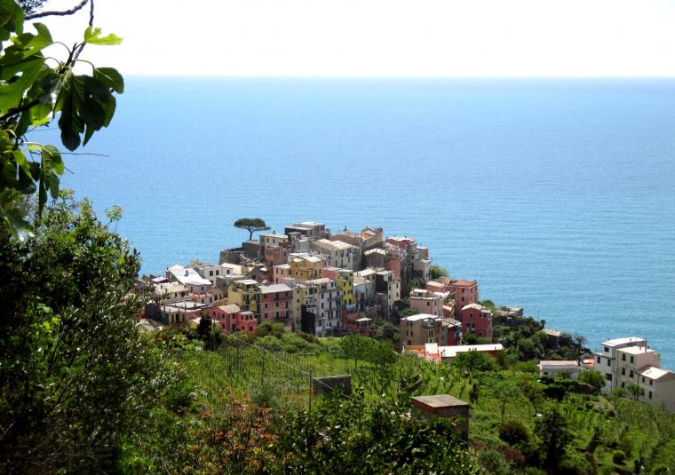 48 hiking out of corniglia