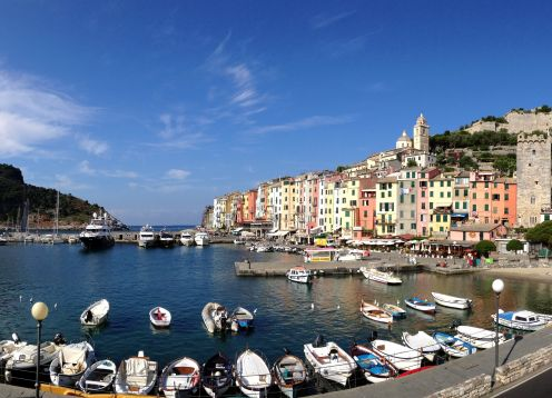 Day 6 01 glorious morning portovenere