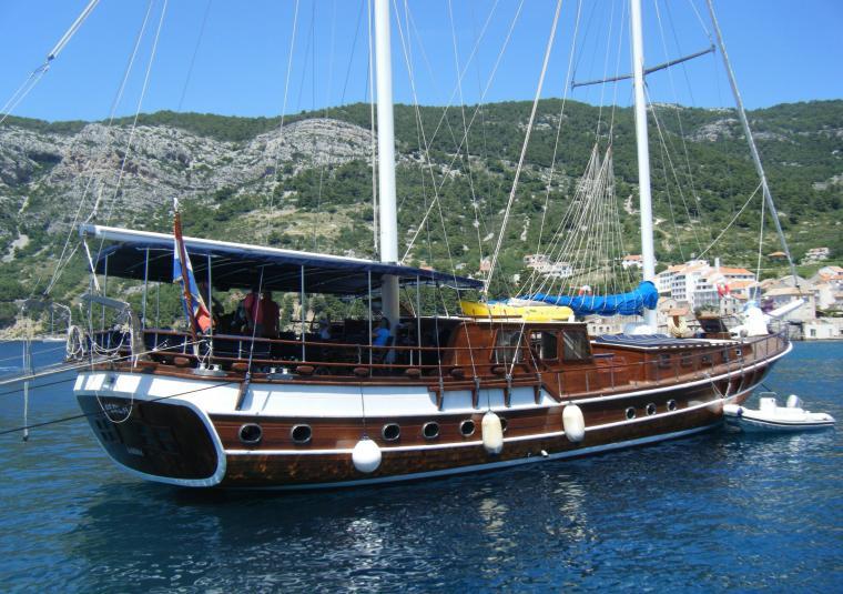 Boat aft-starboard