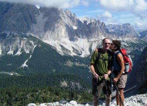 """Dolomites """"Light"""" Hiking Tour"""