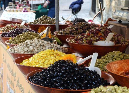 Customwalks tours french markets