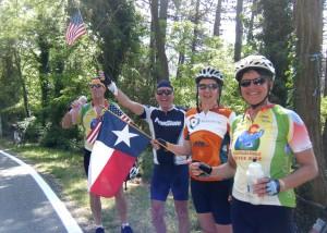 Cheering the Giro